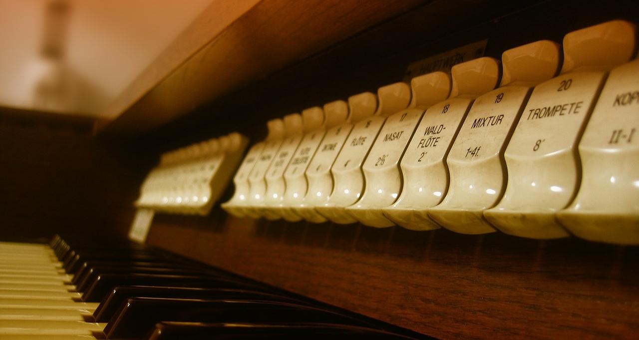 Register eines sinfonischen Blasorchesters