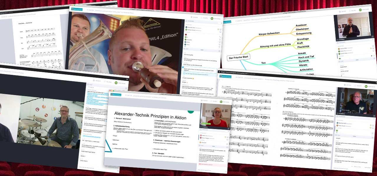 Blasmusik.Digital - Die Online Konferenz für Blasmusiker