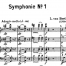 Beethoven Sinfonie 1 C-Dur