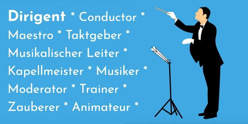 Der Typus Dirigent