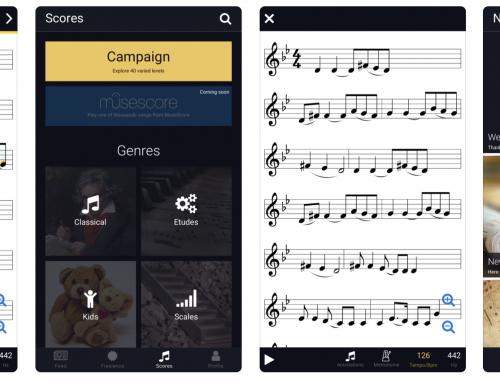 tonestro – my music buddy – App zum Üben